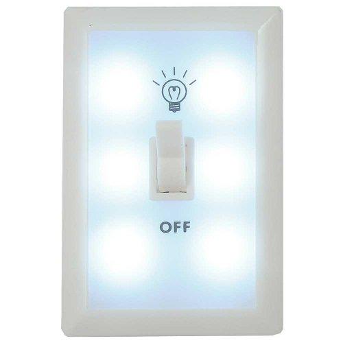 3W COB světlo s vypínačem