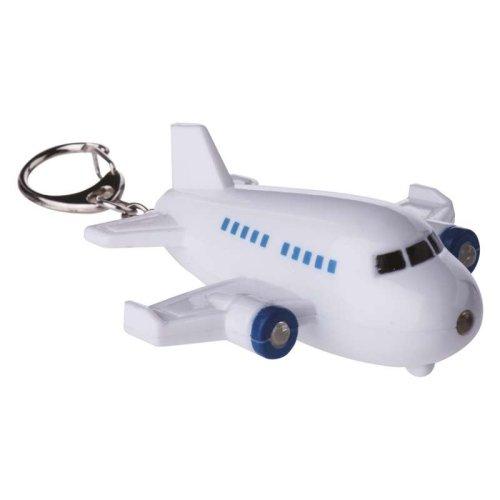 LED letadlo se zvukem
