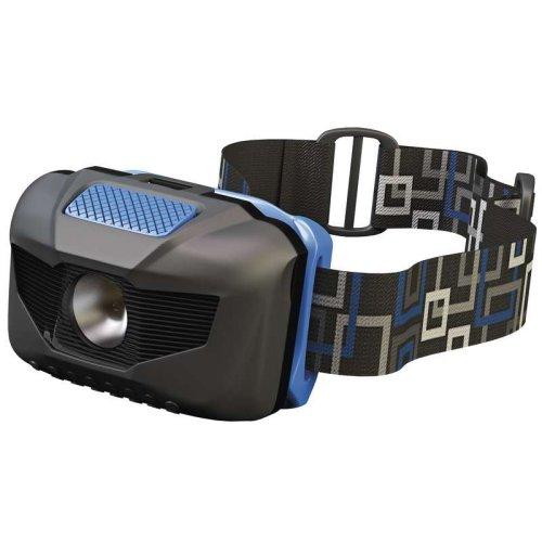 1W LED čelovka reflexní