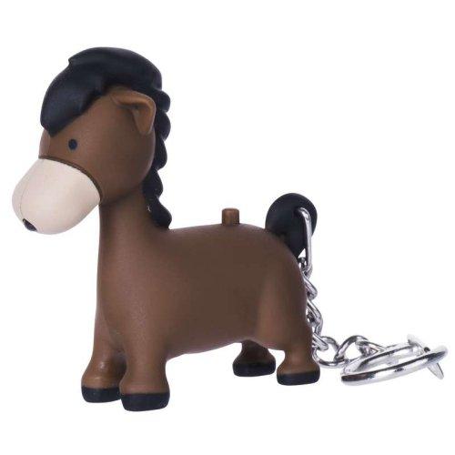 LED zvířátko se zvukem - kůň