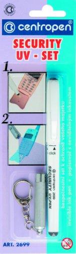 UV inkoust + baterka