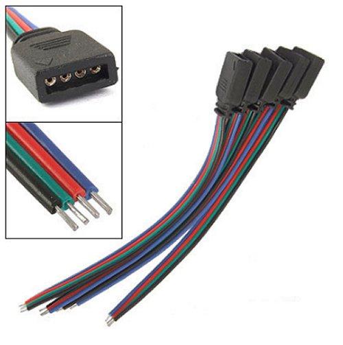 Napájecí kabel pro RGB pásek