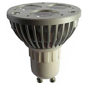 GU10 - 3,5W 3 LED POWER teplá bílá