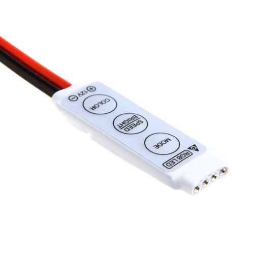 Lokální ovladač pro RGB pásek