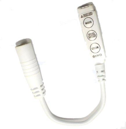 Ovladač pro RGB pásek s konektorem