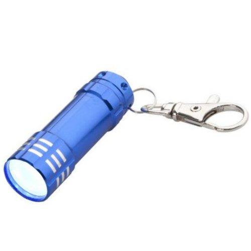 3 LED baterka přívěšek