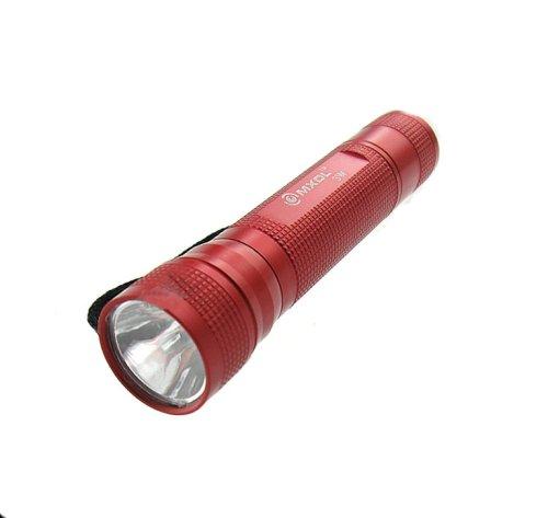 1 LED baterka T-51, klasické tělo baterky