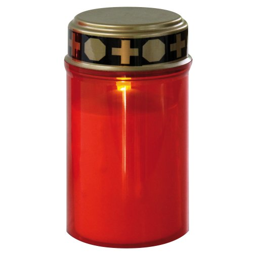Hřbitovní LED svíčka sensor