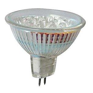 MR16 - 1W 21 LED teplá bílá