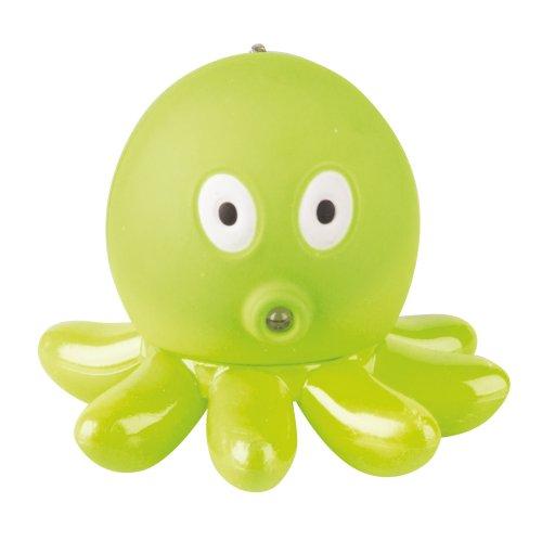 LED zvířátko se zvukem - chobotnice