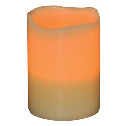 LED svíčka vosková