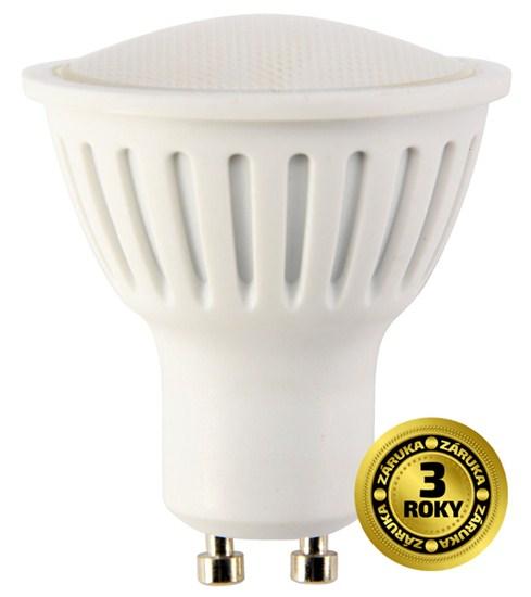GU10 - 3W - bodová LED žárovka