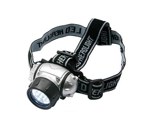 21 LED čelovka, čelová svítilna